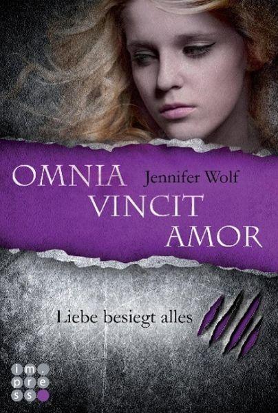 Buch-Reihe Sanguis Trilogie von Jennifer Wolf