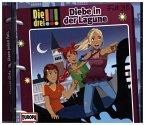 Diebe in der Lagune / Die drei Ausrufezeichen Bd.35 (1 Audio-CD)