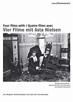 Vier Filme mit Asta Nielsen
