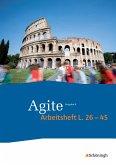 Agite 2. Arbeitsheft. Lehrgang Latein als zweite Fremdsprache