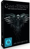 Game of Thrones - Die komplette vierte Staffel (5 Discs)