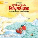 Der kleine Drache Kokosnuss und die Reise zum Nordpol / Die Abenteuer des kleinen Drachen Kokosnuss Bd.22 (MP3-Download)