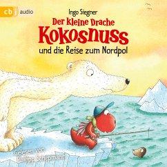 Der kleine Drache Kokosnuss und die Reise zum Nordpol / Die Abenteuer des kleinen Drachen Kokosnuss Bd.22 (MP3-Download) - Siegner, Ingo