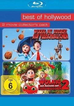 Wolkig mit Aussicht auf Fleischbällchen 1 + 2 Best of Hollywood