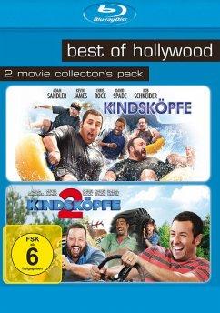 Best of Hollywood - 2 Movie Collector´s Pack: Kindsköpfe / Kindsköpfe 2 (2 Discs)