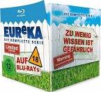 EUReKA - Gesamtbox BLU-RAY Box