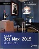 Autodesk 3ds Max 2015 Essentials (eBook, ePUB)