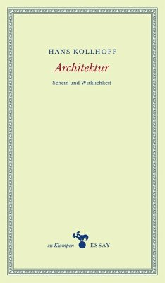 Architektur (eBook, ePUB) - Kollhoff, Hans
