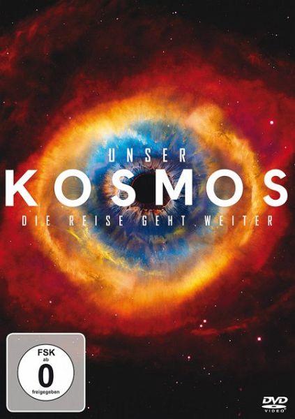 unser kosmos die reise geht weiter 4 discs film auf dvd. Black Bedroom Furniture Sets. Home Design Ideas