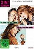 Plan B für die Liebe / Einmal ist keinmal (2 in 1 Edition, 2 Discs)