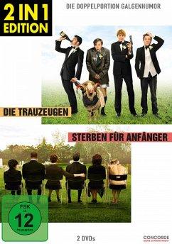 Die Trauzeugen / Sterben für Anfänger (2 in 1 E...