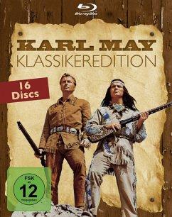 Karl May Klassikeredition Classic Edition