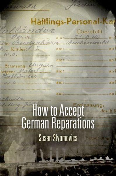 the reparations and payments after the holocaust Reparations for slavery and other historical reparations for slavery and other historical injustices, 103 columbia and for victims of the nazi holocaust.
