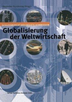 Globalisierung der Weltwirtschaft - Bundestag, Deutscher