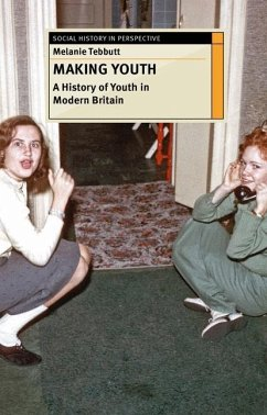 Making Youth - Tebbutt, Melanie