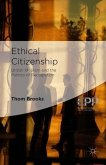 Ethical Citizenship: British Idealism and the Politics of Recognition