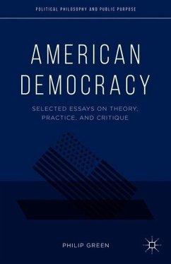 American Democracy - Green, Philip
