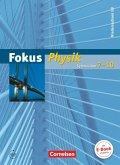 Fokus Physik 7.-10. Schuljahr. Schülerbuch Gymnasium Niedersachsen G9