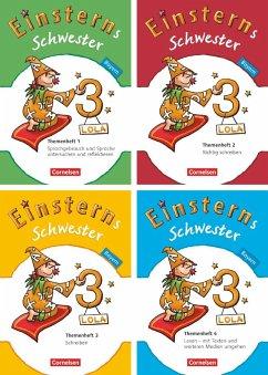 Einsterns Schwester 3. Jahrgangsstufe. 4 Themenhefte im Paket Bayern - Bauer, Marion; Koch, Andrea; Leopold, Karin; Samajdar, Iris; Schmucker, Ulrike