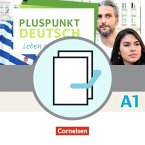 Pluspunkt Deutsch - Leben in Deutschland A1, Gesamtband. Arbeitsbuch und Kursbuch