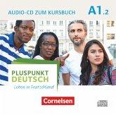 Audio-CD zum Kursbuch / Pluspunkt Deutsch - Leben in Deutschland Bd.A1/2, Tl.2