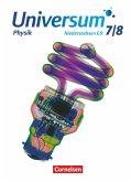 Universum Physik 7./8. Schuljahr. Schülerbuch Niedersachsen G9