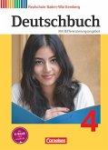 Deutschbuch 04: 8. Schuljahr. Schülerbuch. Realschule Baden-Württemberg