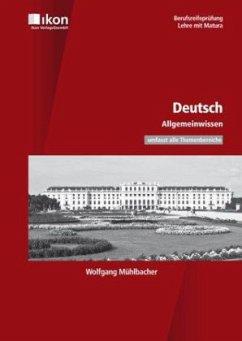 BRP Deutsch - Allgemeinwissen - Mühlbacher, Wolfgang