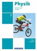 Physik 7. Schuljahr. Schülerbuch - Mittelschule Sachsen