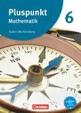 Pluspunkt Mathematik - Baden-Württemberg - Neubearbeitung - Band 6 / Pluspunkt Mathematik, Ausgabe Hauptschule Baden-Württemberg, Neubearbeitung .6