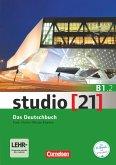studio [21] - Grundstufe B1: Teilband 02. Das Deutschbuch (Kurs- und Übungsbuch mit DVD-ROM)