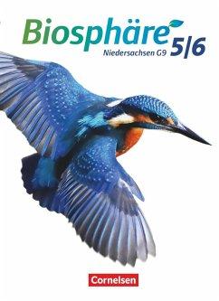 Biosphäre Sekundarstufe I 5./6. Schuljahr. Schülerbuch Niedersachsen G9 - Bauer, Andreas; Dierschke, Anne-Kathrin; Emmler, Peter; Jaeger, Lutz; Meisert, Anke