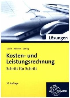 Lösungen zu 93512 - David, Christian; Reichelt, Heiko; Veting, Claus