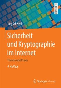 Sicherheit und Kryptographie im Internet - Schwenk, Jörg