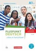 Pluspunkt Deutsch - einfach gut A1: Teilband 01. Kursbuch