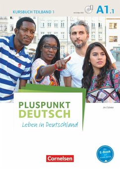 Pluspunkt Deutsch - Leben in Deutschland A1: Teilband 01. Kursbuch