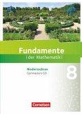 Fundamente der Mathematik 8. Schuljahr. Schülerbuch Gymnasium Niedersachsen