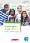 Pluspunkt Deutsch - Leben in Deutschland A1: Gesamtband. Kursbuch mit interaktiven Übungen auf scook.de