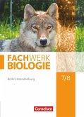 Biologie Sekundarstufe I 7./8. Schuljahr Schülerbuch Berlin/Brandenburg