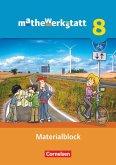 mathewerkstatt 8. Schuljahr. Materialblock Mittlerer Schulabschluss - Allgemeine Ausgabe