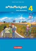 mathewerkstatt 04. Schülerbuch Mittlerer Schulabschluss Baden-Württemberg