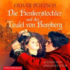 Die Henkerstochter und der Teufel von Bamberg / Henkerstochter Bd.5 (MP3-Download) - Pötzsch, Oliver