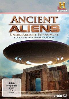 Ancient Aliens - Unerklärliche Phänomene, 3 DVDs