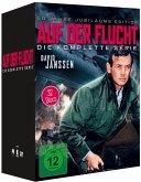 Auf Der Flucht - Die Komplette Serie DVD-Box