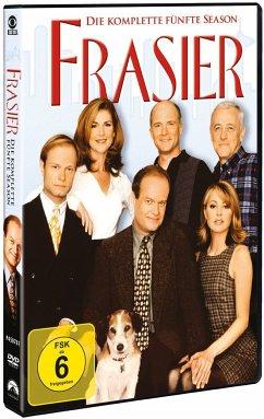 Frasier - Season 5 - John Mahoney,Jane Leeves,Edward Hibbert