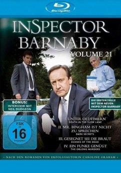 Vorschaubild von Inspector Barnaby - Vol. 21 Bluray Box