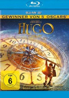 Hugo Cabret (Blu-ray 3D) - Chloë Moretz,Asa Butterfield,Christopher Lee