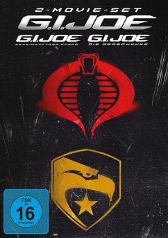 G.I. Joe - Die Abrechnung / G.I. Joe - Geheimauftrag Cobra (2 Discs) - Adrianne Palicki,Ray Park,Bruce Willis