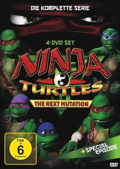 Ninja Turtles - The Next Mutation: Die komplett...