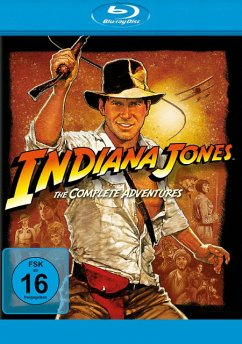 Indiana Jones - The Complete Adventures - Harrison Ford,John Hurt,Sean Connery